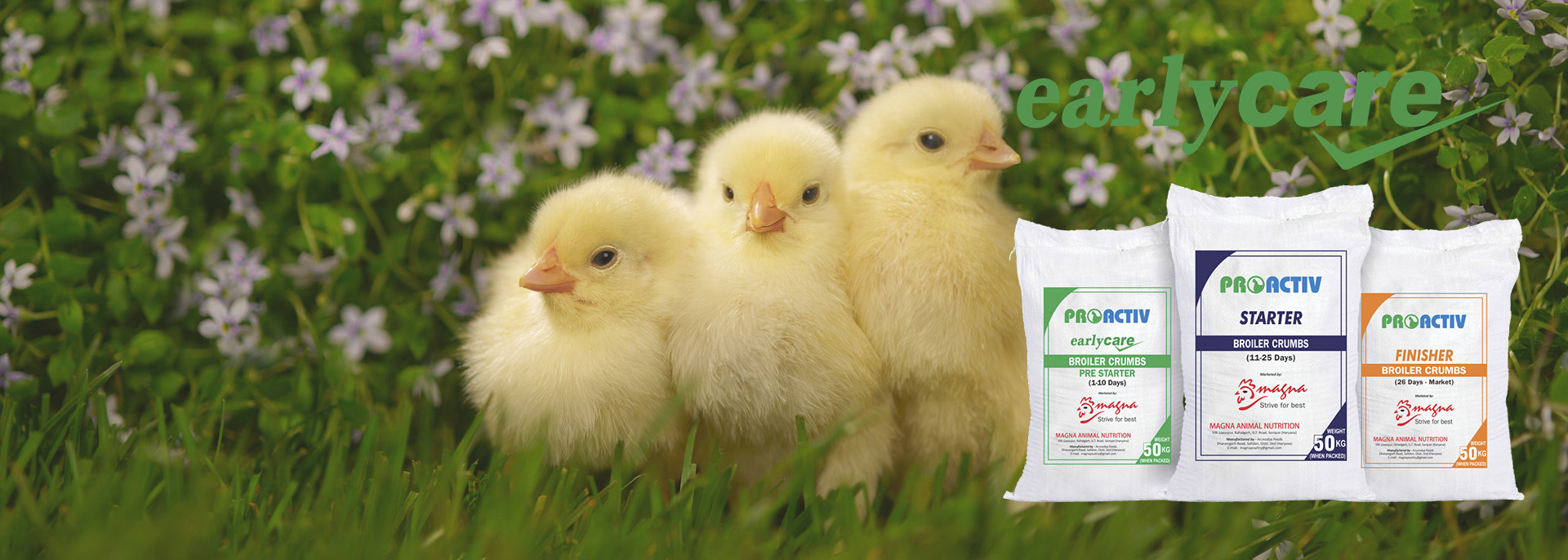 Proactiv Broiler Feeds